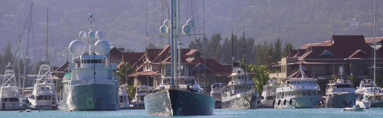 Megayacht Agents Seal Superyachts Marina