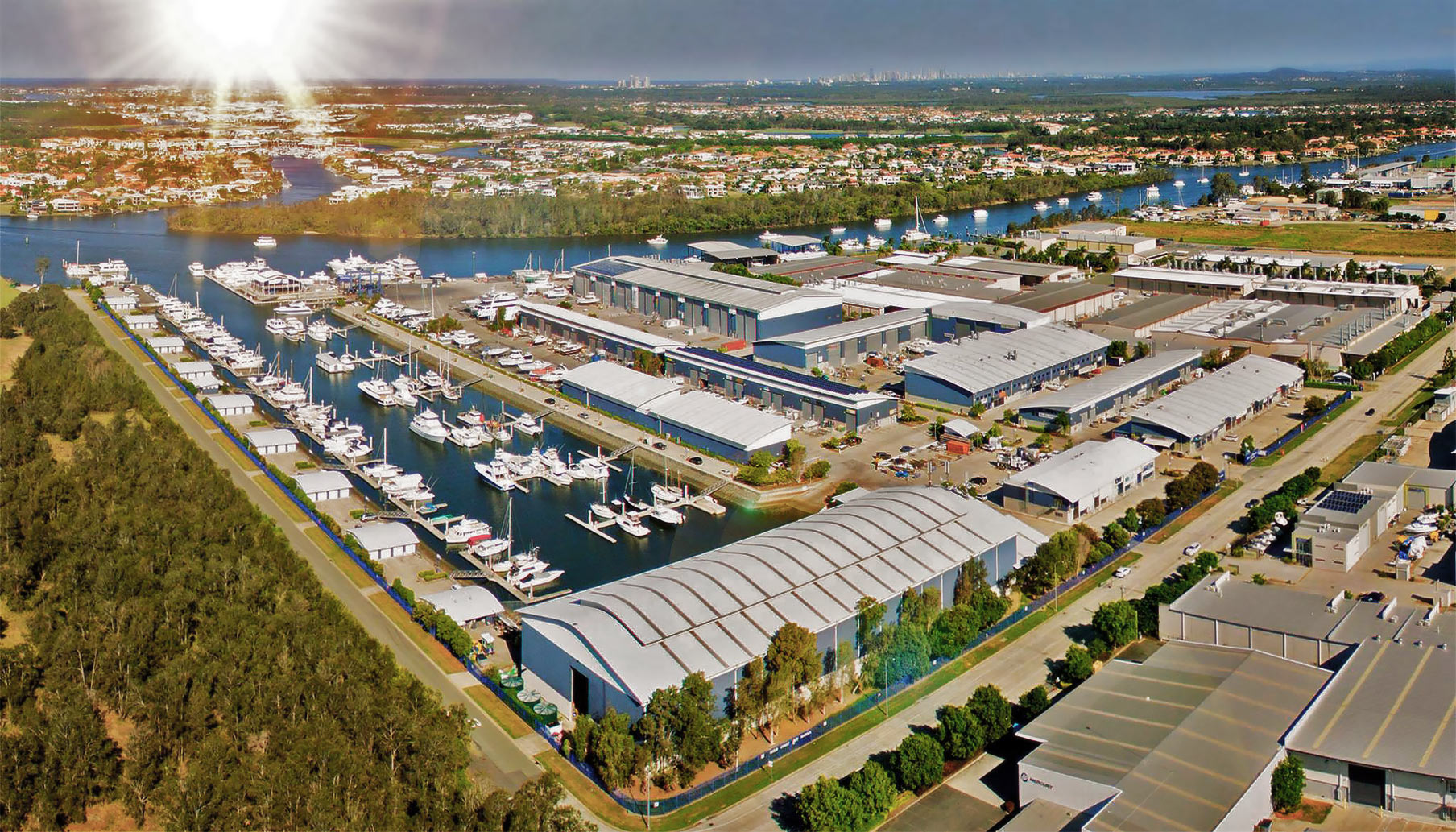 Superyacht Berths: Big Plans Underway At Australia's Largest Shipyard  Seal ...