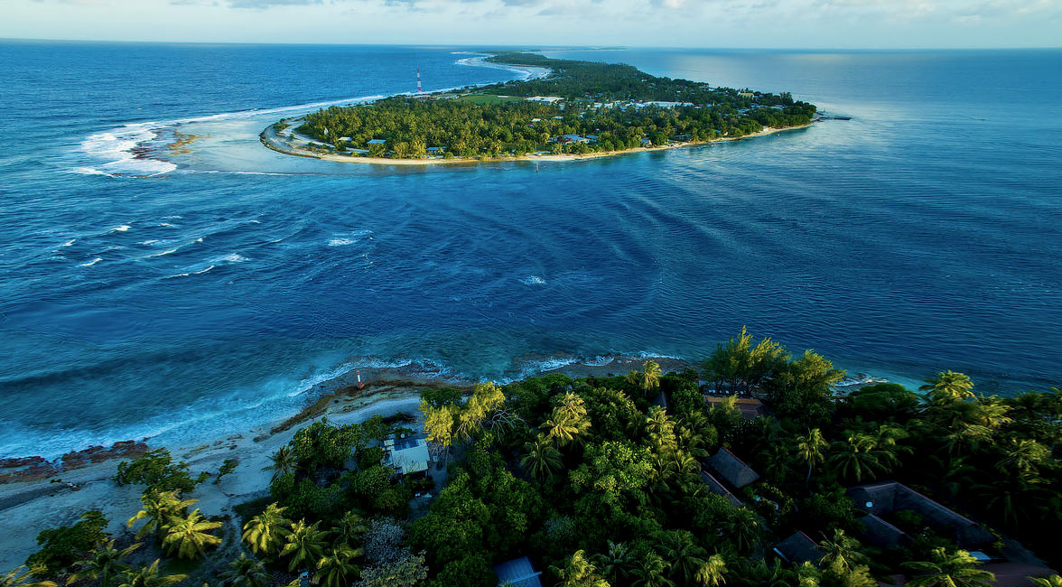 Rangiroa, Tuamotu Islands, French Polynesia  № 7062  скачать