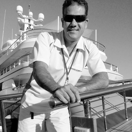Pascal Bredin is the General Manager of Seal Superyachts French Polynesia.