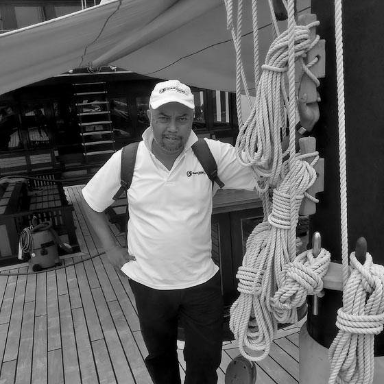 Shah Ghazali is the General Manager of Seal Superyachts Malaysia.