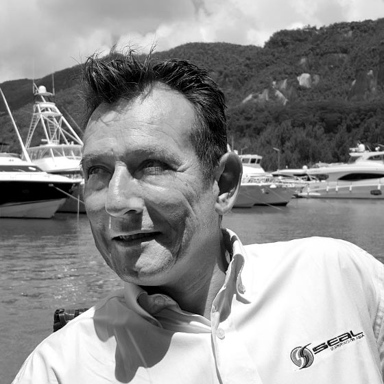 Alastair Maiden is the General Manager of Seal Superyachts Seychelles.
