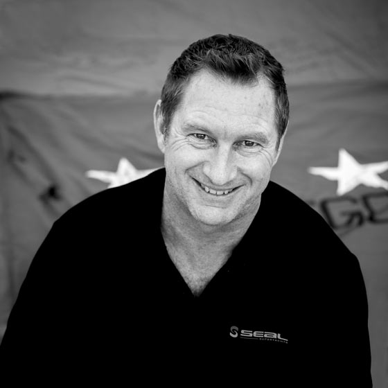 Adam Frost is the Managing Director of Seal Superyachts Thailand.