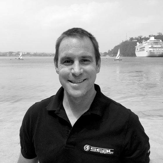 Justin Jenkin is the General Manager of Seal Superyachts Vanuatu.