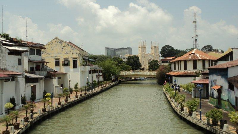 Melaka River Superyacht Yacht Agent Malacca