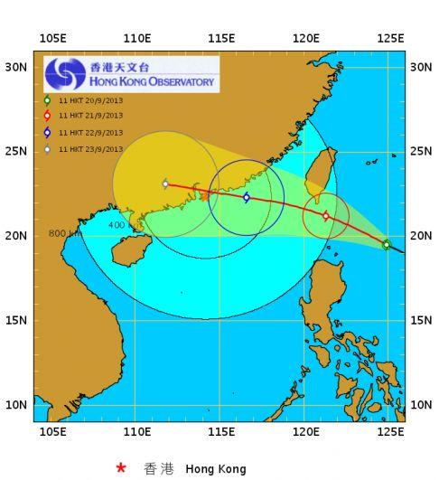 Tropical Cyclone Umagi