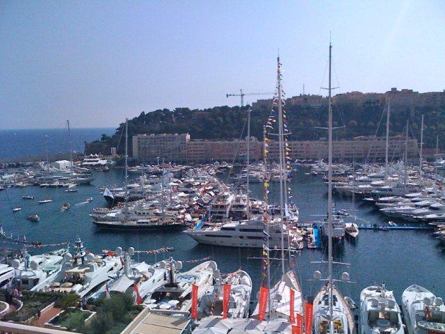 Monaco Yacht Show Seal Superyachts