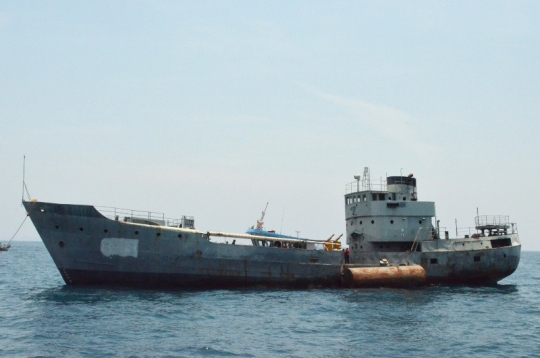 Phuket Dive Wreck Seal Superyachts Yacht Agent Thailand