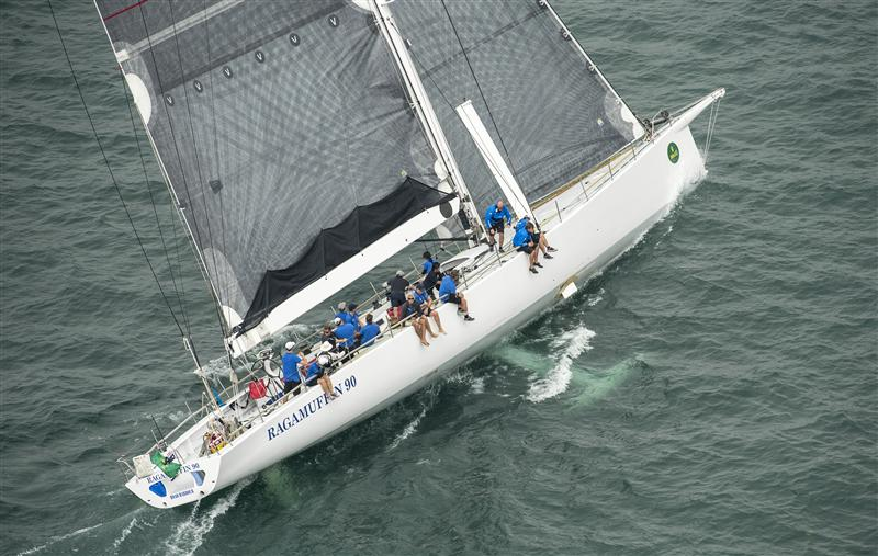 Ragamuffin Rolex China Sea Race 2014
