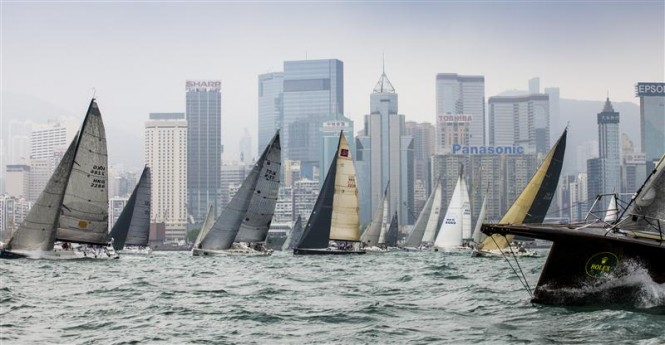 50th-Anniversary-Rolex-China-Sea-Race-Daniel-Forster