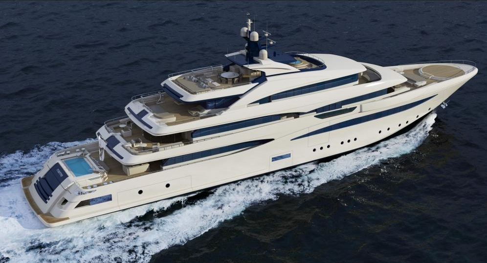Burgess Yachts 74 Metre CRN Yacht Project