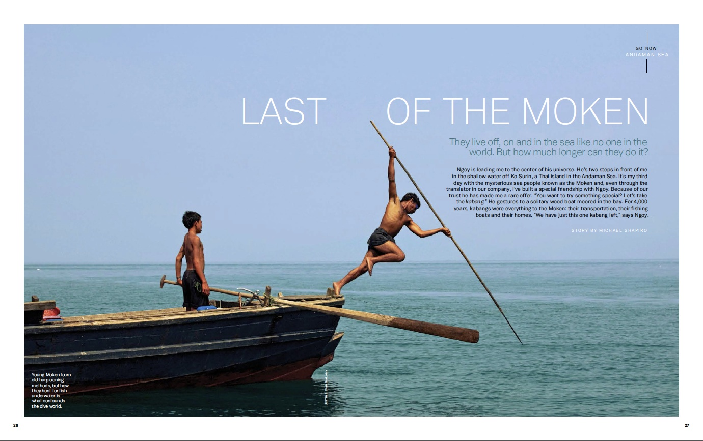 Last Of The Moken Myanmar Mergui Archipelago