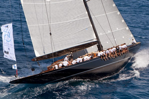 Lionheart Palma Claire Matches The Superyacht Cup