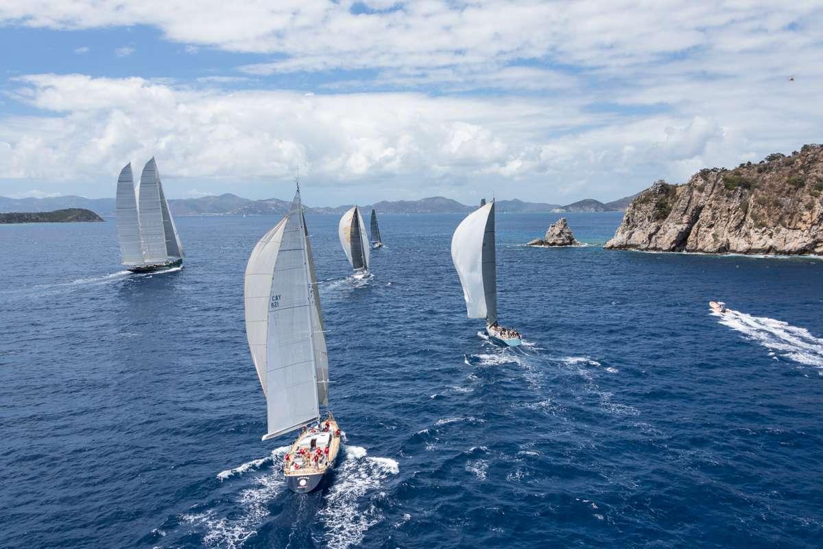 Loro Piana Superyacht Regatta 2014 4