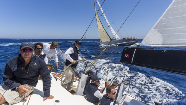 Loro Piana Superyacht Regatta 2014