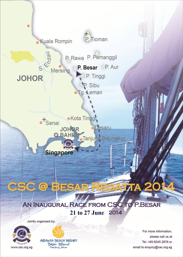 Singapore Besar Yacht Race Malaysia Yacht Agent
