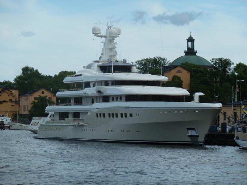 Abeking & Rasmussen Deliver Superyacht Kibo