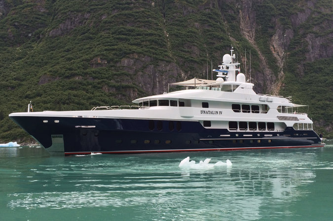 Dennis Jones Christensen Yachts NY Times Seal Superyachts Yacht Agents
