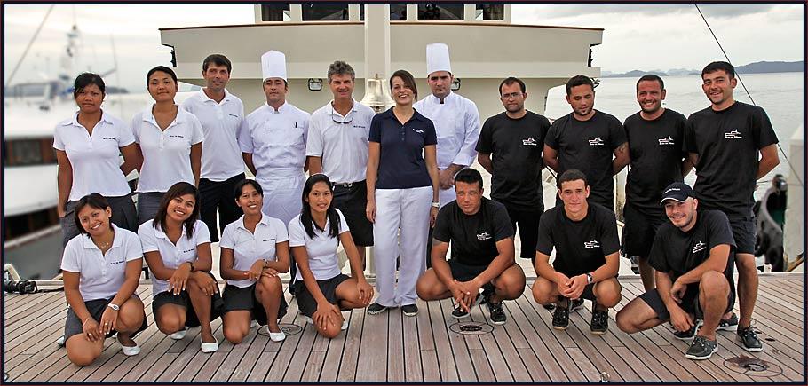 Masha Poma Female Superyacht Captains