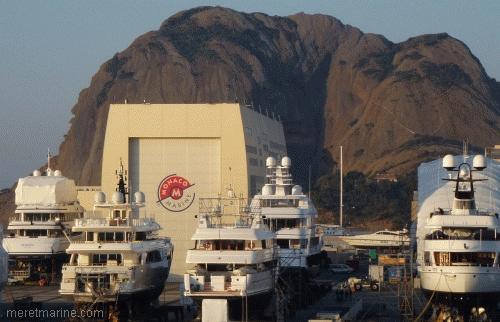 Monaco Marine Shipyards Superyachts Seal Agents