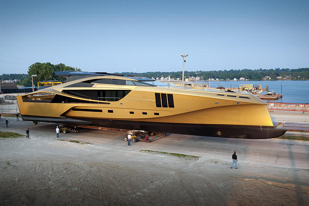 Palmer Johnson 48 metre SuperSport Yacht