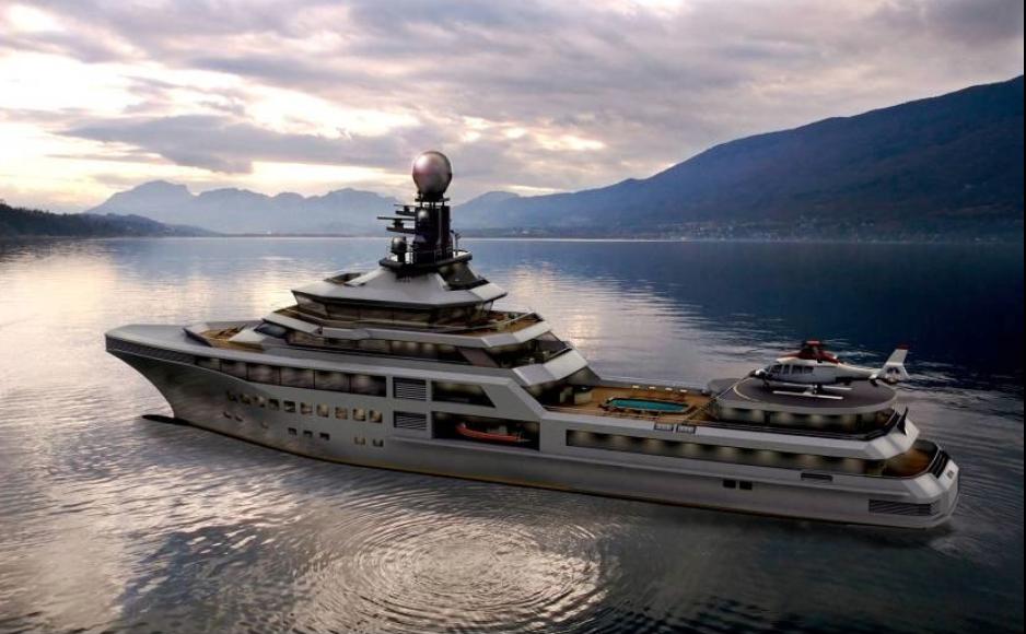 Palmer Johnson World Megayacht Seal Superyachts
