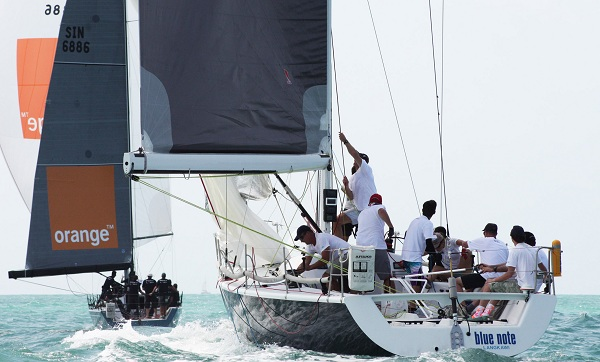 Phuket Race Week Cape Panwa 2014 Thailand Yacht Agent Seal Superyachts