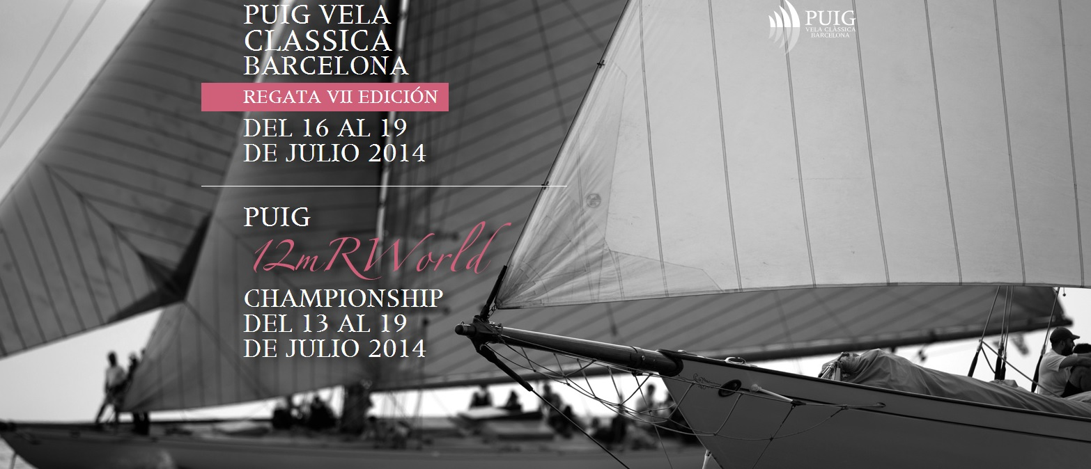 Puig Vela Classica Barcelona Spain Superyacht Agents Yachting