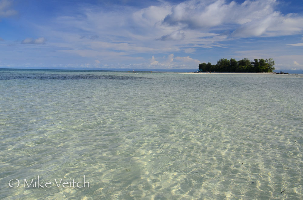 Cenderawasih Bay by Mike Veitch