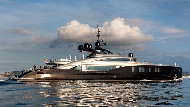 ISA Okto Yacht Agent Seal Superyachts