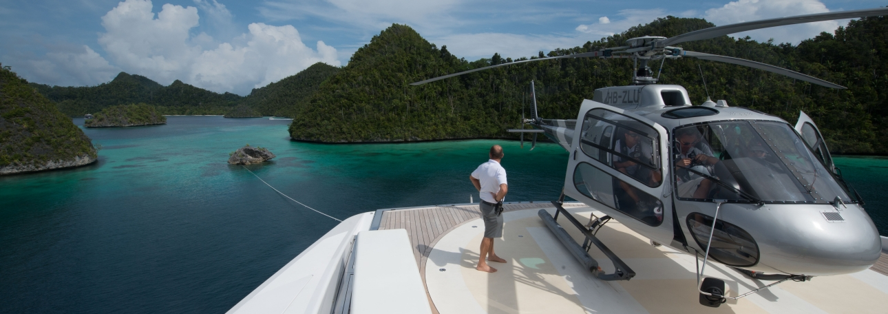 Superyacht Agency Indonesia Yacht Agent Thailand