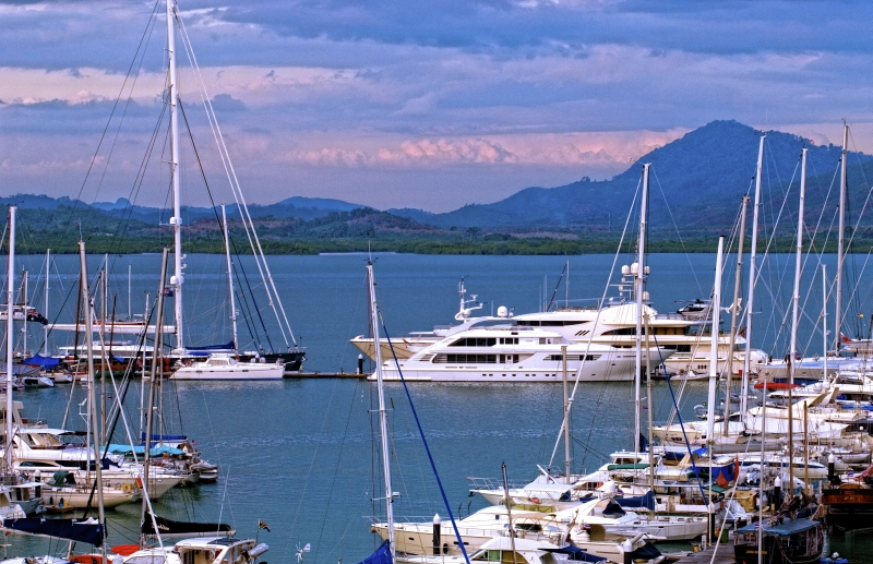 Phuket Yacht Haven Show Seal Superyachts Agent Thailand