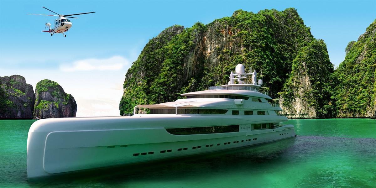 Pride 88 Metre China Fraser Yachts Seal Superyachts