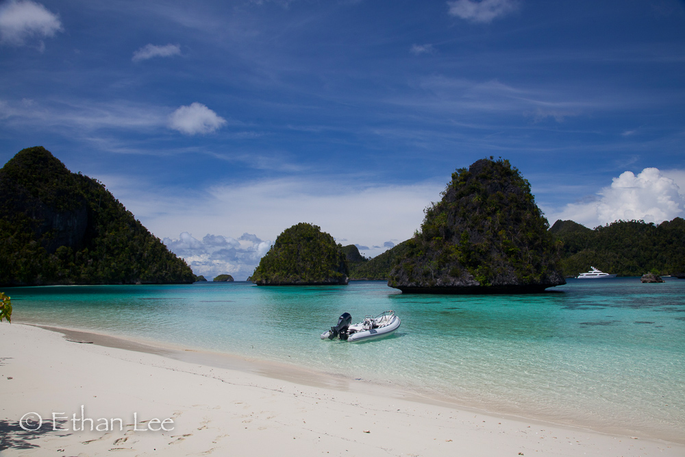 Raja Ampat, photo by Ethan Lee/Lighthouse Consultancy