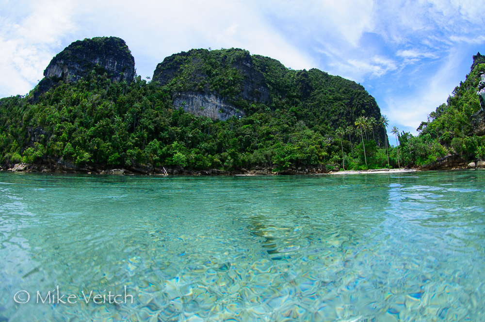 Raja Ampat photo by Mike Veitch / Lighthouse Consultancy