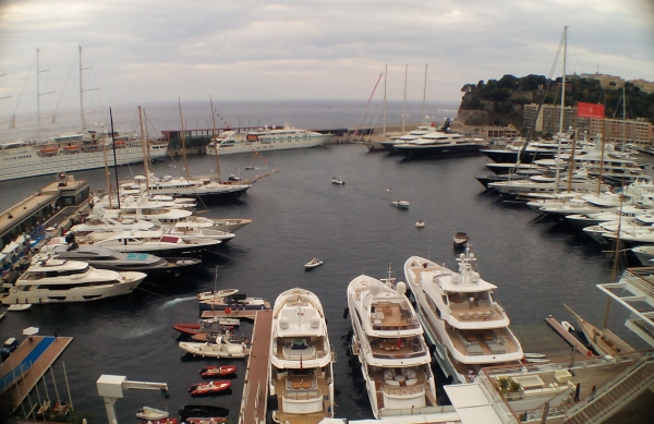 Seal Superyachts Monaco Yacht Show MYS 2014