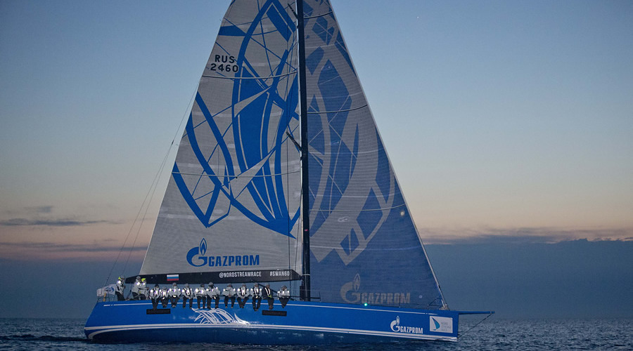 2015 Gazprom Swan 60 World Championship Seal Superyachts 4