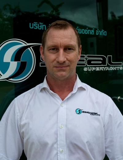 Adam Frost Seal Superyachts Thailand Yacht Agent Phuket