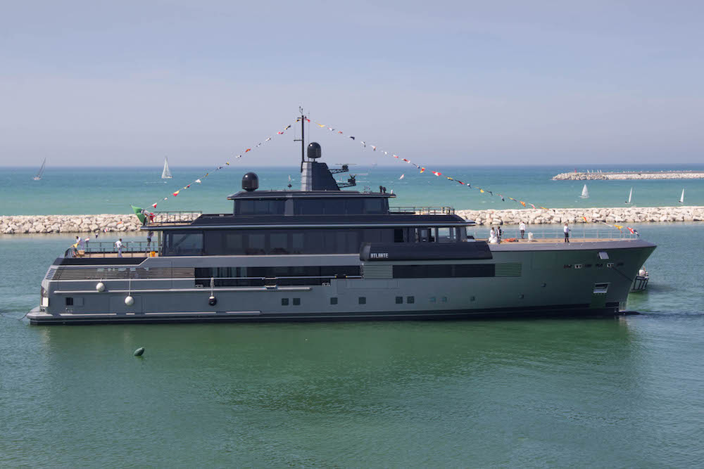 CRN Superyacht Atlante Seal Superyachts Thailand Yacht Agents