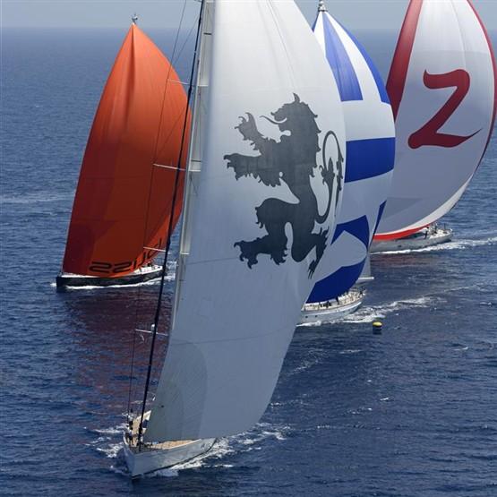 Dubois Cup 2015 Porto Cervo Superyacht Agents Sardinia