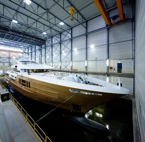 Heesen Yachts Azamanta Seal Superyachts Thailand Yacht Agents