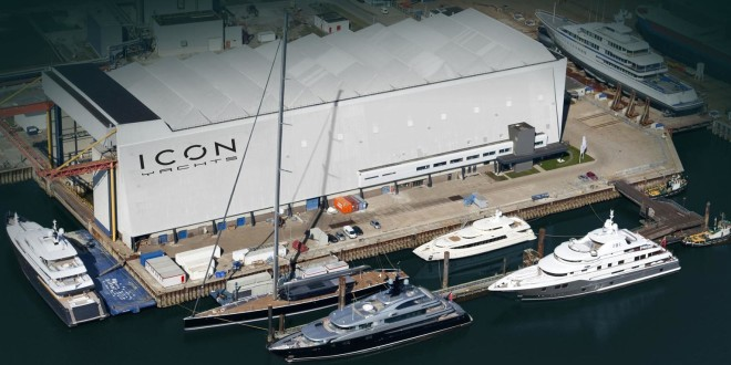 Icon Shipyard New Superyacht Design Seal Superyachts Agent