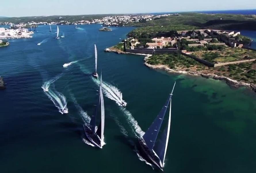 Menorca Maxi 2015 Yachts 600