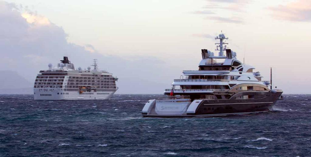Seal Superyachts Yacht Agents Fincantieri Serene Antibes Yachtspotter