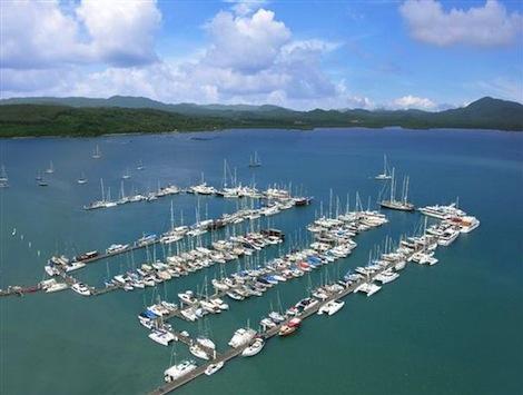 Yacht Haven Marina Phuket Thailand