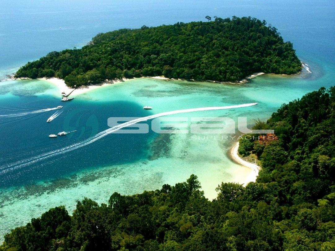 Borneo Yacht Agent Superyachts
