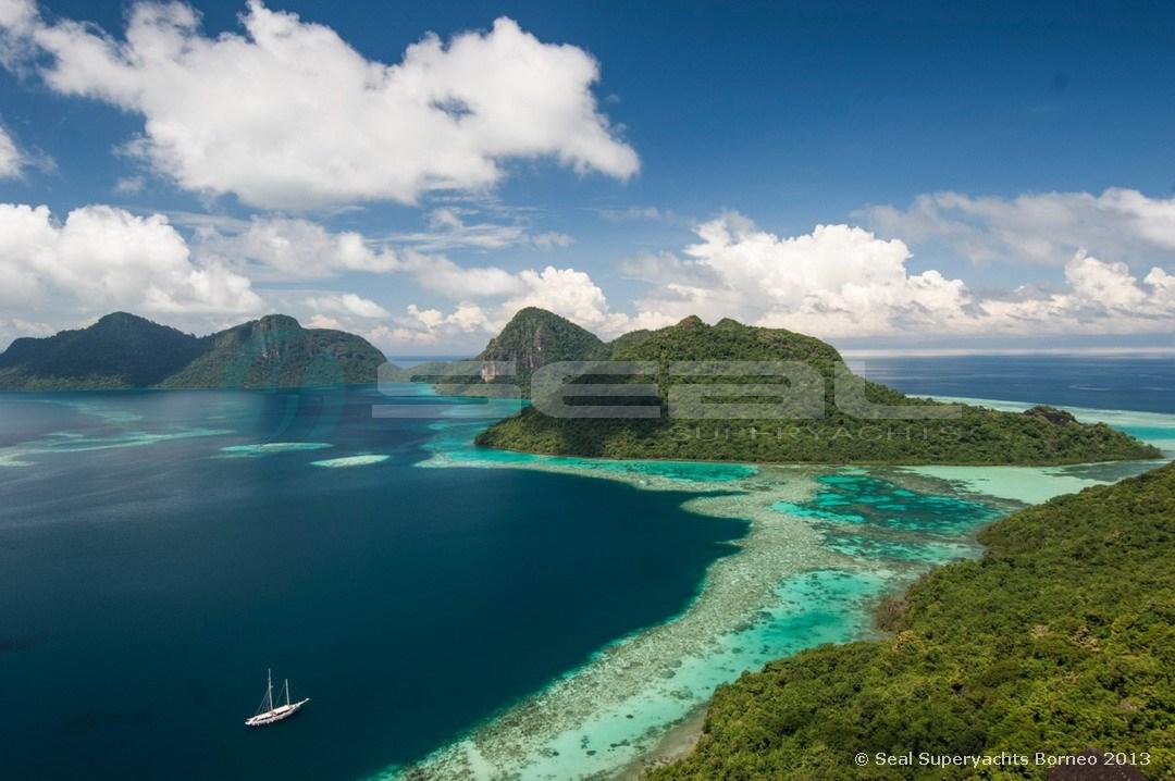 Seal Superyachts Borneo Superyacht Agents
