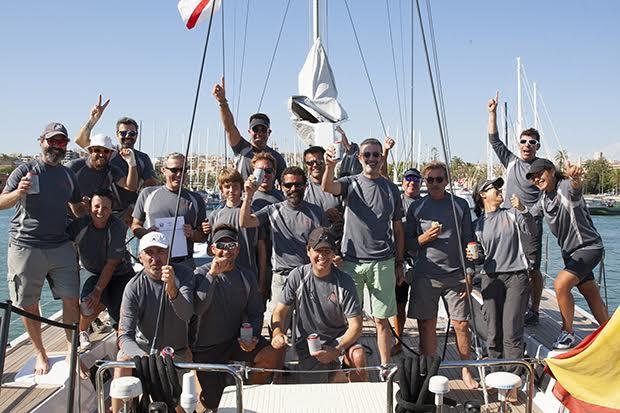 Kiboko Dos Crew Superyacht Cup Palma-5