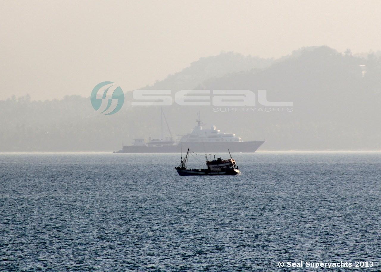 Motor Yacht Le Grand Bleu Samui Thailand Superyachts