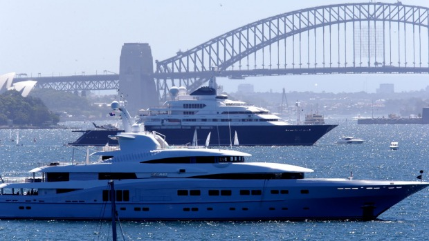 Secret-Octopus-Sydney-Harbour-Australia-Superyacht-Agents-SMH